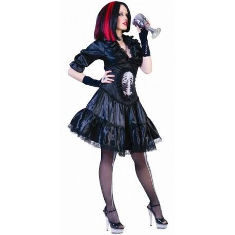 Déguisement vampire femme gothique luxe vampiress