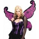 Ailes de Fée Fuschia Gothique Fairy Tempting Femme