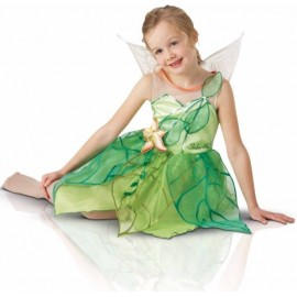 Deguisement fee clochette disney tinker bell enfant