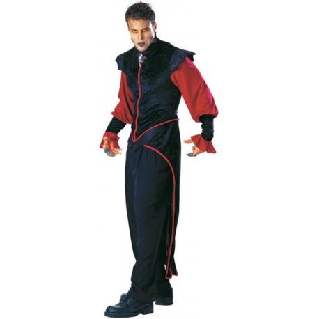 Déguisement vampire gothique homme Dark Minion