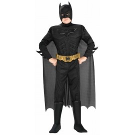 Déguisement Batman Dark Knight Musclé Deluxe Enfant