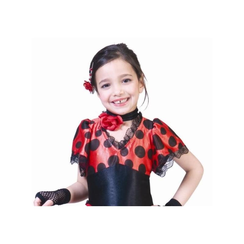 Deguisement Espagnole Flamenco Fille Achat Deguisements Espagnole