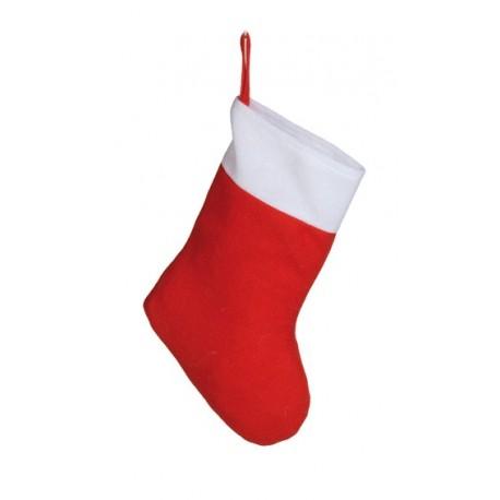 Chaussette de Noël de Décoration de Noël 35 cm