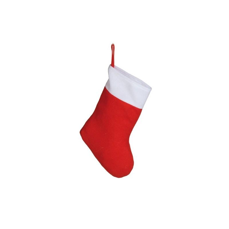 Chaussette de noel chaussettes de no l bottes de no l d co - Decoration de noel avec chaussette ...