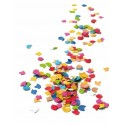 Confettis multicolores en papier 450 gr