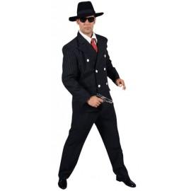 Déguisement Gangster Homme deluxe années 20-30