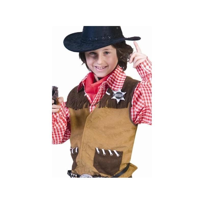 d guisement cowboy gar on achat d guisements cowboy enfant western. Black Bedroom Furniture Sets. Home Design Ideas