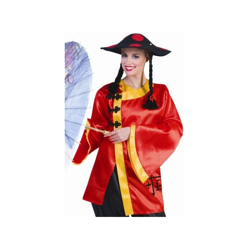 deguisement femme chinoise