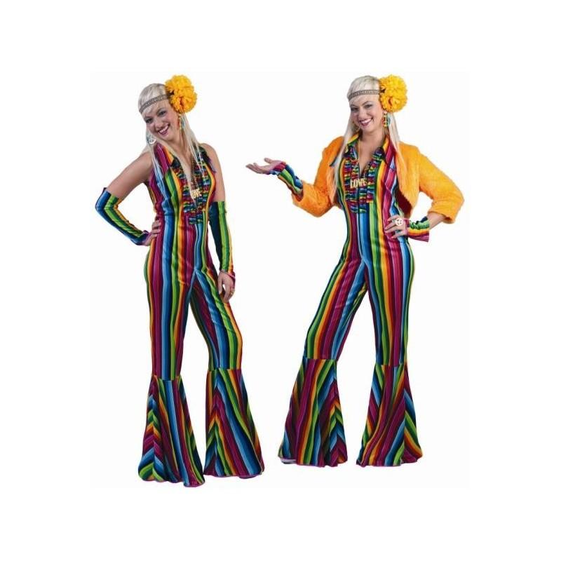 D guisement hippie femme ann es 70 39 s d guisements hippies ann es 60 70 - Hippie annee 70 ...