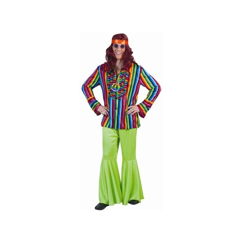 d guisement chemise hippie homme achat d guisements hippies adulte. Black Bedroom Furniture Sets. Home Design Ideas