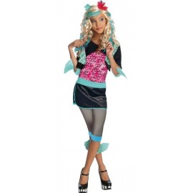 Déguisement Lagoona Blue Monster High Enfant Fille