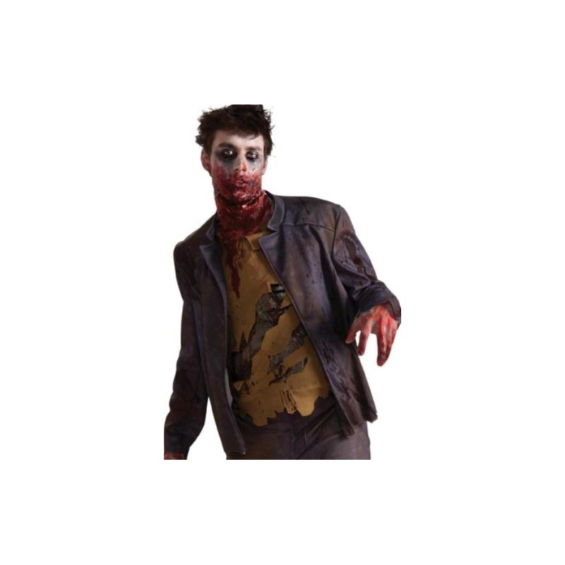 d guisement zombie homme halloween achat d guisements zombie adulte. Black Bedroom Furniture Sets. Home Design Ideas