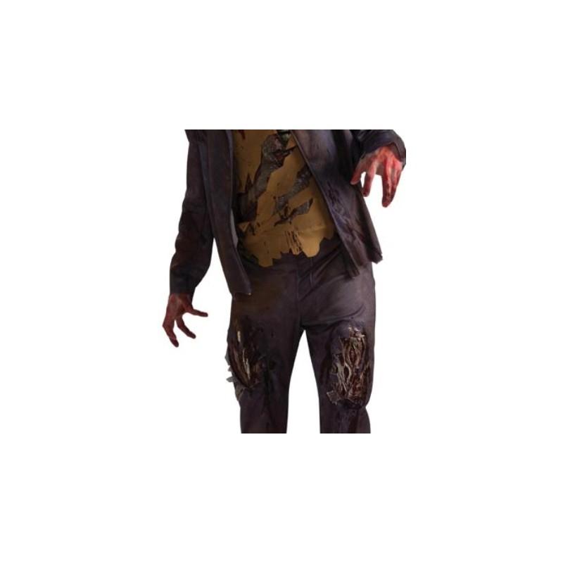 d guisement zombie homme halloween achat d guisements zombie adulte. Black Bedroom Furniture Sets. Home Design Ideas