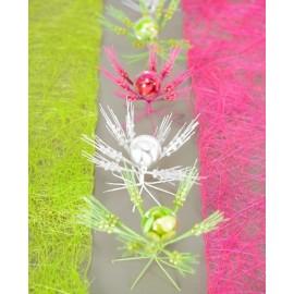 Epis de ble couleur avec perles les 16 epis de ble en bouquet de