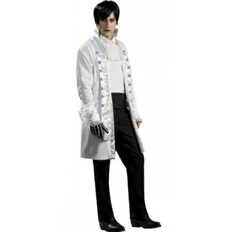 Déguisement Lord Goth Gothique Vampire Deluxe Homme