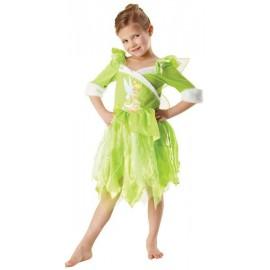 Déguisement Fée Clochette Winter Luxe Disney Tinker Bell Enfant