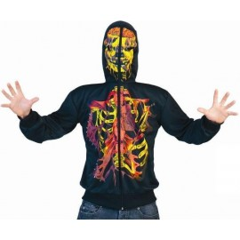 Déguisement Sweater Squelette Ghost (Fantôme) Homme