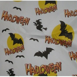Serviettes de Table Halloween en Papier les 20