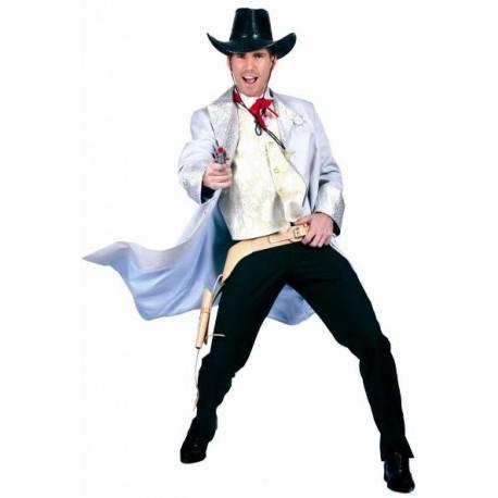 Déguisement Cowboy Steampunk Deluxe Adulte Homme