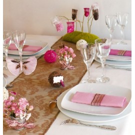 Chemin de Table Flocke Ambiance