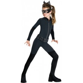 Déguisement Catwoman Enfant (Batman Dark Knight Rises)