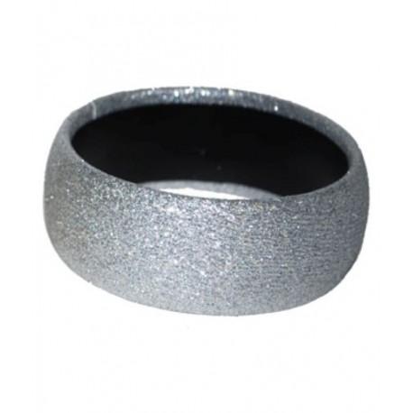 Bracelet Pailleté Argent Accessoire Années 70-80 (Bijou)