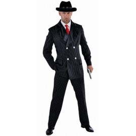 Costume Déguisement Gangster Chic Luxe Homme Années 20-30