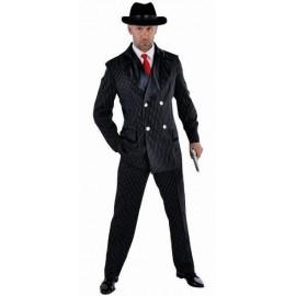 Déguisement gangster homme luxe années 20-30