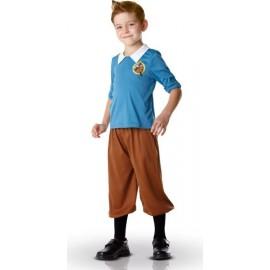 Déguisement Tintin Enfant Les Aventures de Tintin