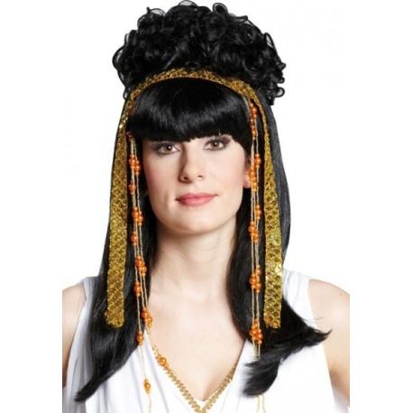 Perruque Aphrodite Déesse de l'Amour Deluxe Femme