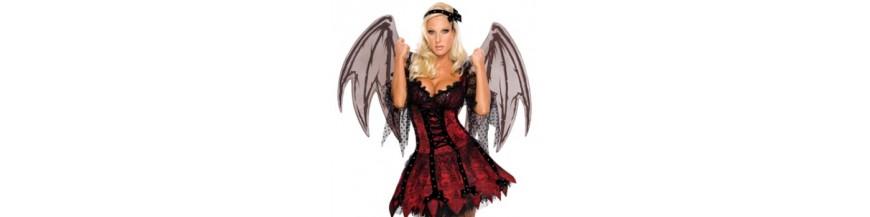 d guisement ange d mon diablesse diable accessoires ange diable. Black Bedroom Furniture Sets. Home Design Ideas