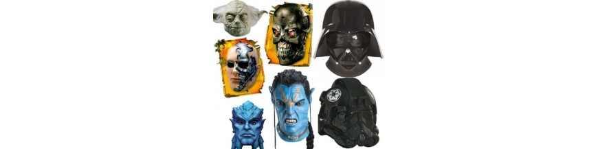 Casques Collector, Masques Sous Licence