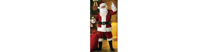 Noël, Père Noël, Mère Noël, Elfe, Lutin, Ange