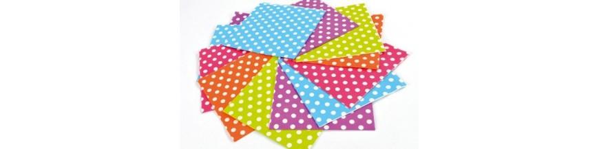 Serviettes en papier, Serviettes de table