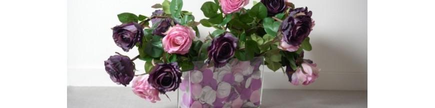 Fleurs à dragées, fleurs déco, Pétales de fleurs