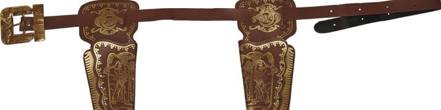 Armes : Bouclier, épée, pistolet, sabre, holster accessoires déguisement