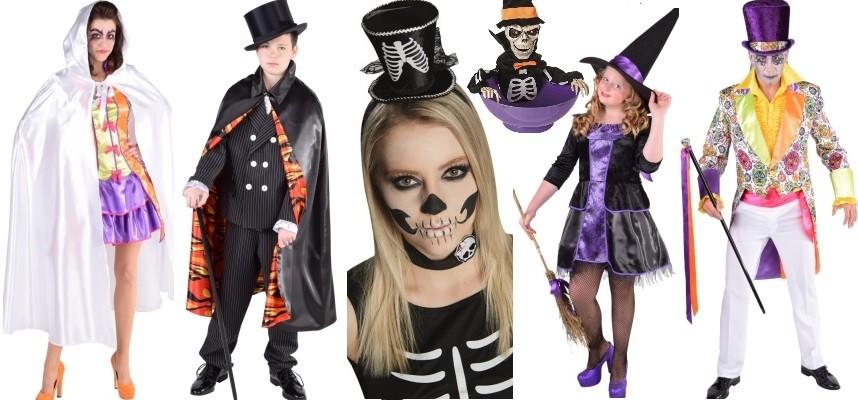 Déguisement Halloween et acessoires Halloween